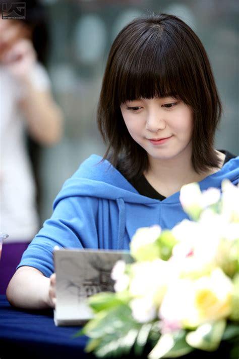 history of koo hye sun koo hye sun s tango autograph session