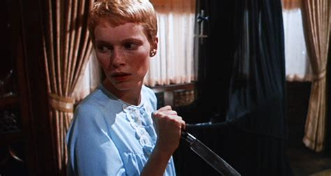 Channel Farrow In Rosemarys Baby by Skumle Filmer 3 Filmbuff
