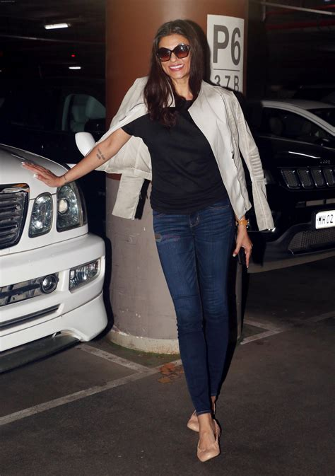 sushmita sen information sushmita sen spotted at airport as they leave for the