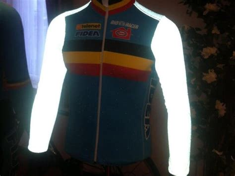 luminous cycling jacket cycling clothing 2014 developments the future is bright