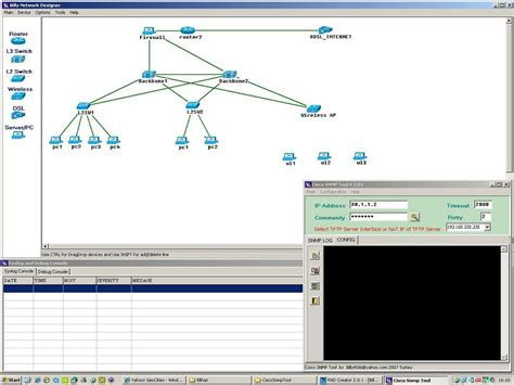 cisco design tool cisco config maker software free packettrap