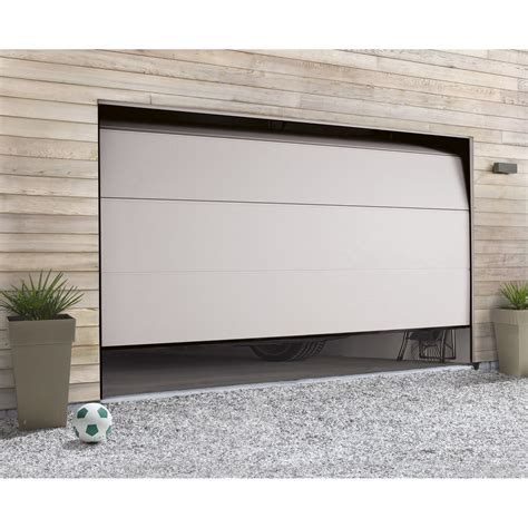 porte de garage sectionnelle hormann h 200 x l 300 cm