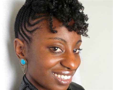 Short Braid Styles For African Americans | braided hairstyles for short hair beautiful hairstyles