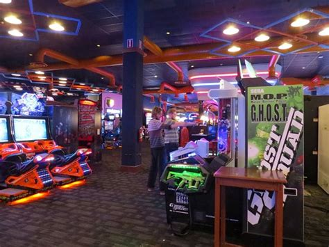 dave and busters vaughan canada anmeldelser