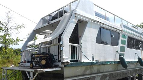 house boats for sale ontario 43 foot three buoys houseboat for sale in the lindsay area northeast of toronto