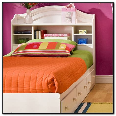 white bed with bookcase headboard platform bed with drawers and bookcase headboard beds