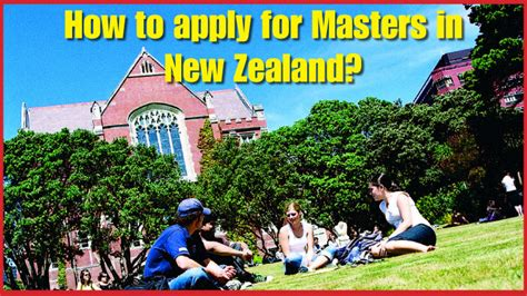 Mba For International Students In New Zealand by How To Apply For Masters In New Zealand Eligibility And