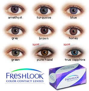different color contacts optometry amazing eye colour