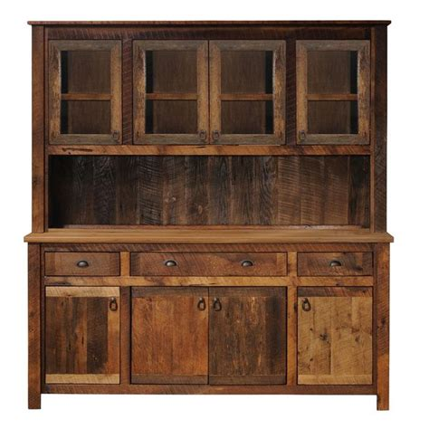 Barnwood Cabinets by Barnwood China Cabinet