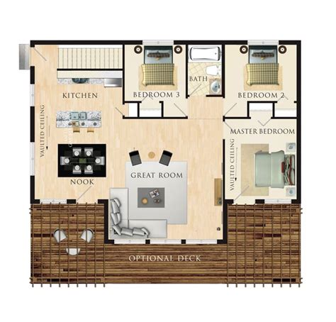 petit soleil house plan 57 best images about small house plans on