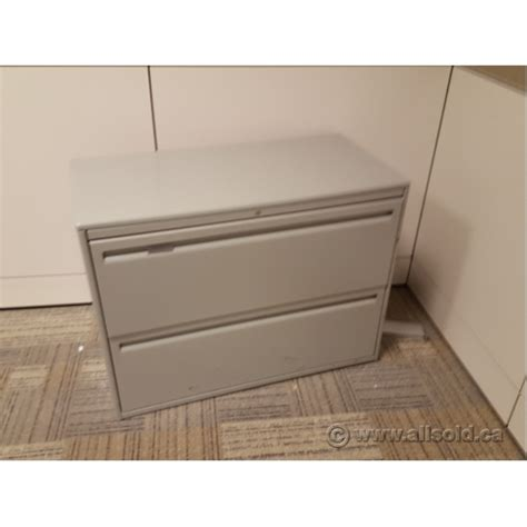 beige 36 quot 2 drawer lateral file cabinet locking allsold