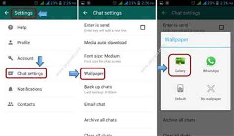 Whatsapp Wallpaper Remove | how to modify or remove whatsapp chat wallpaper