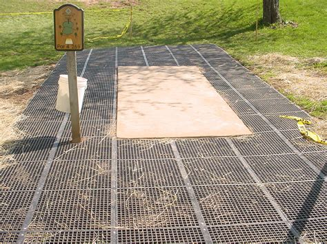 Grass Protection Mats by Georunner 174 Turf Protection Mats Presto Geosystems