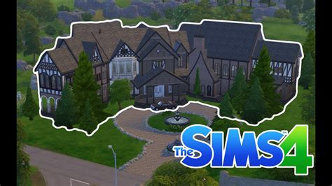 the salvatore house the vire diaries salvatore boarding house the sims 4 youtube