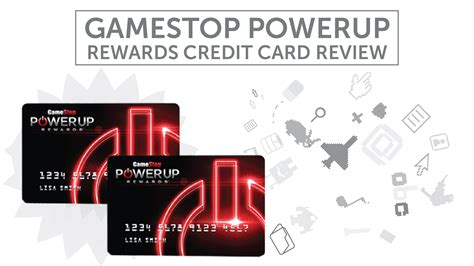 GameStop PowerUp Rewards Credit Card Review   CreditLoan.com®