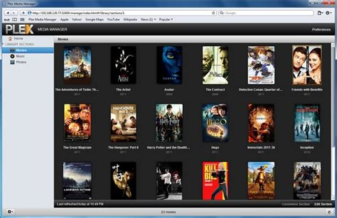 best media server for mac freeware media servers