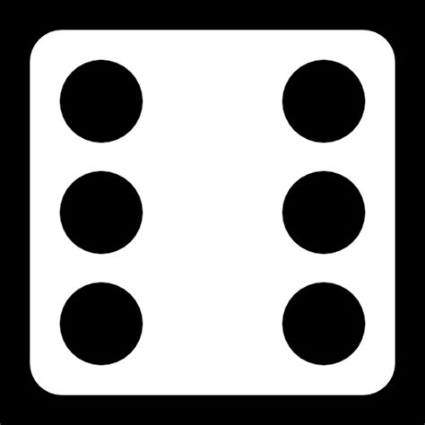 dot pattern on dice image gallery dice dots