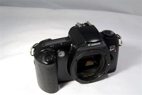 Canon Eos Rebel Xs With Manual Camera Body Used