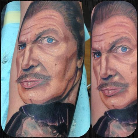 tattoo prices dunedin vincent price by jason a leigh tattoonow