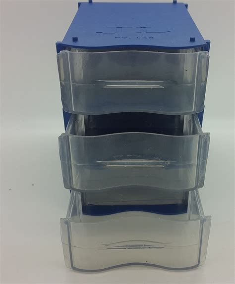 Tool Box Parts Organizer Rak Komponen Mini Box With Handle Kenmaster jual rak komponen 1 slot partisi kotak spare part merk jl warunglistrik