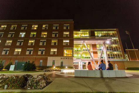arkansas tech housing baswell hall arkansas tech university