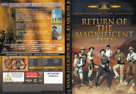 Watch Return Magnificent Seven 1966 Full Movie Return Of The Seven 1966 720p Bluray Dhaka Movie