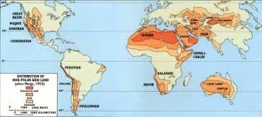 desert map world visits desert world largest desert