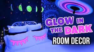 Diy Glow In The Dark Room Decor Tumblr Inspired Youtube Cool Bedroom Art Ideas