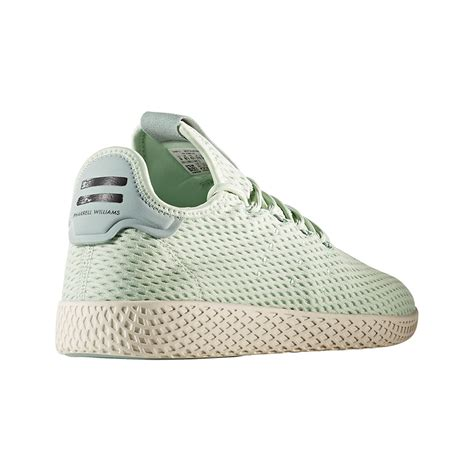 Pw Adidas adidas originals pw tennis hu shoes light green highlights