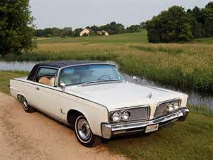 1964 Chrysler Imperial Crown 1964 Chrysler Imperial Crown Hardtop Coupe Vy1m Y22