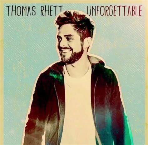 "Thomas Rhett's New Single ""Unforgettable"" Is The Cutest"
