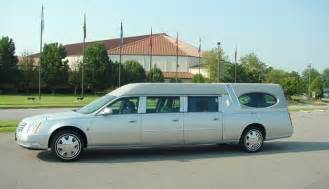cadillac hearse limo funeral and cadillac