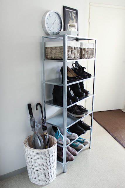 ikea hack how to build a shoe rack from an ikea expedit 17 best images about hyllis ikea on pinterest shelves