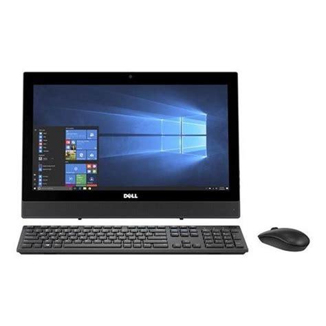Desktop Aio Dell Optiplex 3050 dell optiplex 3050 i3 7100t 19 5 quot hd all in one desktop pc