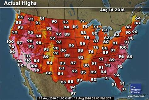 us weather map august meteorologist this heat wave is child s play compared to