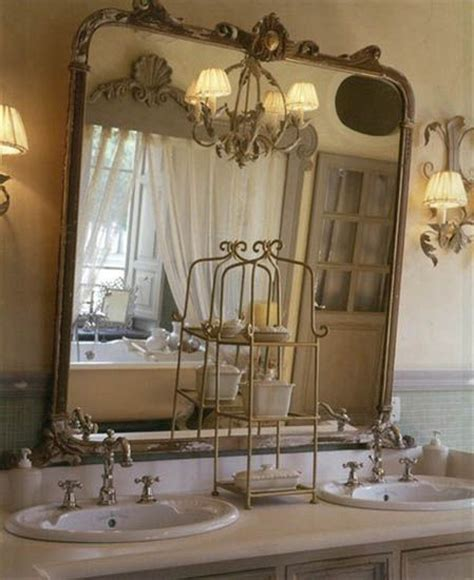 french bathroom mirror 25 best ideas about vintage french decor on pinterest