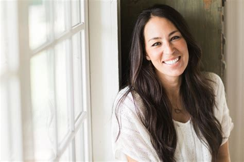 joanna gaines products joanna gaines of hgtv s fixer upper bio