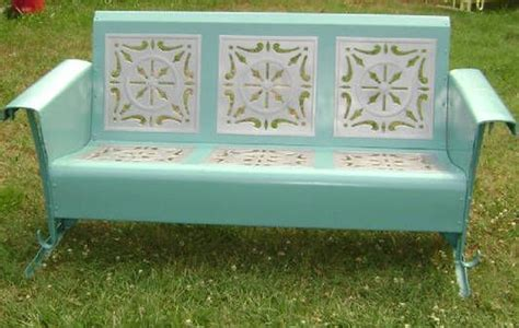 1960 s porch glider absolutely the best piece of