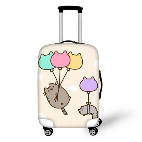 Wvn3 Cover Bag Klettern 20 25 Liter 1 forudesigns pusheen cat suitcase cover for 18 28 inch trolley dustproof cover
