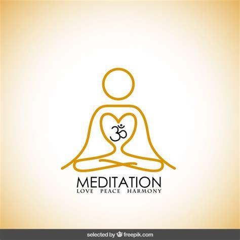 yoga imagenes logos logo de yoga abstracto descargar vectores gratis