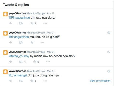 detiknews twitter usai membunuh deudeuh rio masih berselancar cari wanita