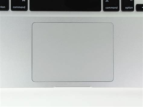 Trackpad Macbook Pro macbook pro 13 quot unibody mid 2009 trackpad replacement ifixit