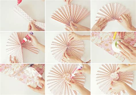 How To Make Paper Pinwheel Decorations - diy upcycled paper wall decor ideas recycled things
