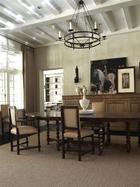 Bowl Chandelier Dining Room by Modern Sideboards And Buffets Dining Room