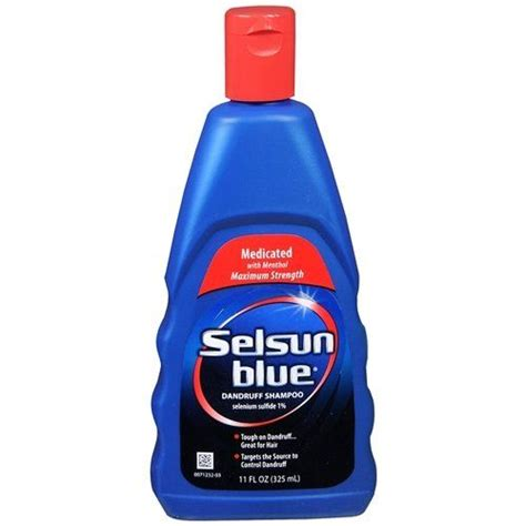 Sho Selsun 7 Herbal selsun blue selenium sulfide hair loss om hair