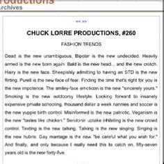 Chuck Lorre Vanity Card 255 by 1000 Images About Vanity Cards On Chuck Lorre