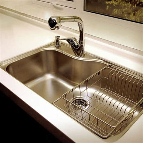Kitchen Sink With Drying Rack Get Excellent Kitchen Sinks With Our Support To You Always You Are Never Going To Worry About