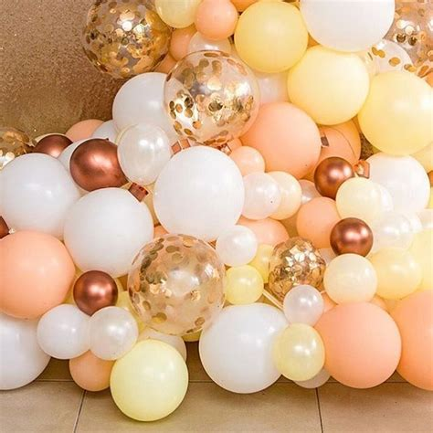 Balloon Decoration For Birthday At Home best 20 bridal shower balloons ideas on pinterest