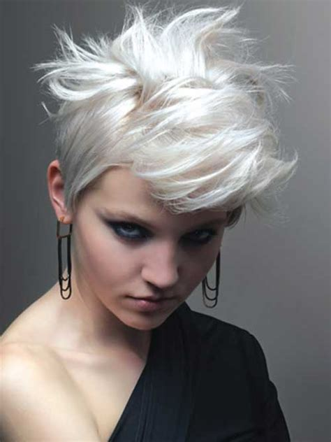 images of hair bleached white 20 best short bleached blonde hair short hairstyles 2017