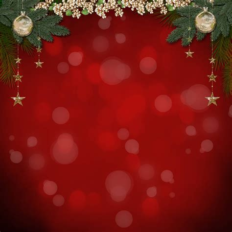 wallpaper christmas themes background red christmas backgrounds wallpaper cave
